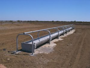 Metal Trough Anode Protection - Farms and Stations